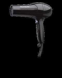 Revlon 1875W Quick Dry Lightweight Hair Dryer in black