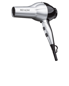 Shine Booster HAIR DRYER in silver